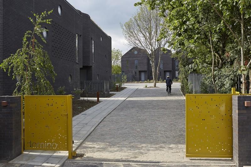 Domino Houses