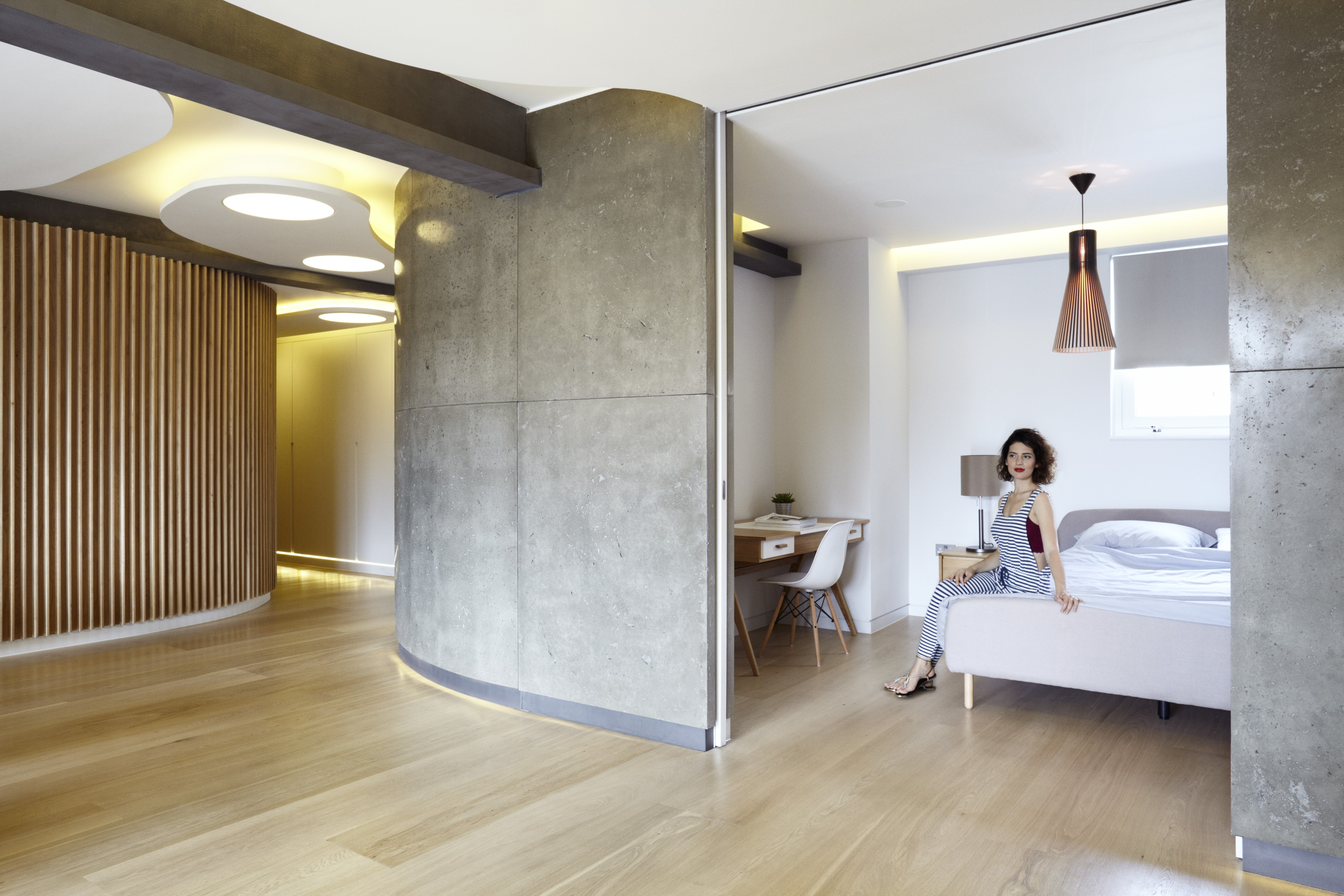 Redchurch Loft Studio Verve Architects