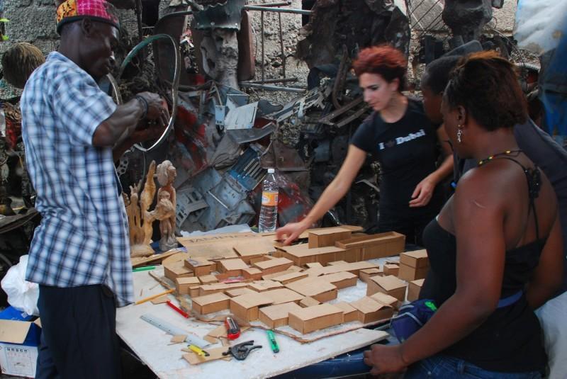Ghetto Biennale – Gallery/Workshop