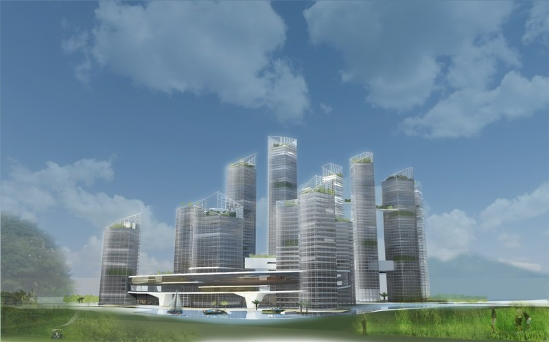Titan Square Masterplan