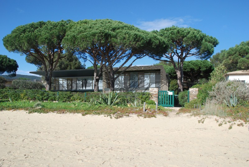Beach Villa at  Côte d'Azur