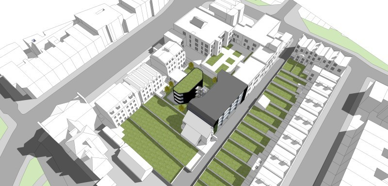 Residential development (20 flats) in Lower Clapton