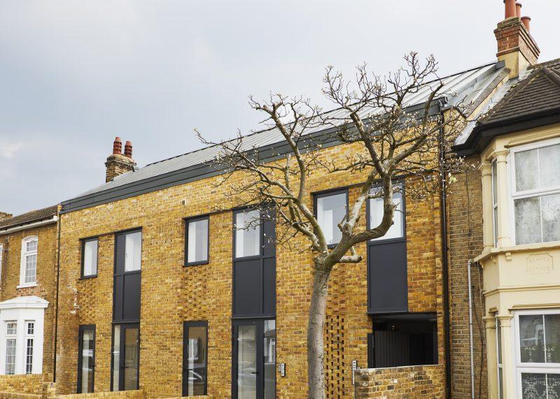 Housing at Wilmot Road