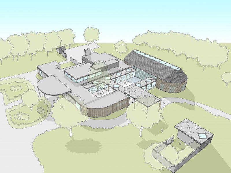 Proposed Extension to Yeovil Crematorium