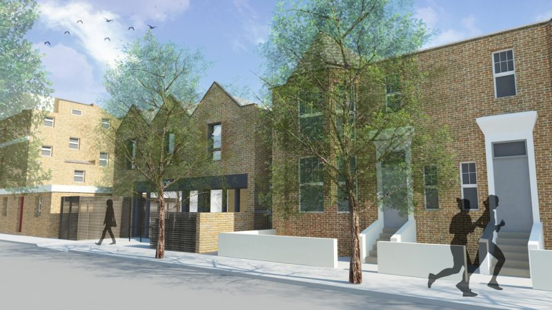 Commercial Development at Lynmouth Road