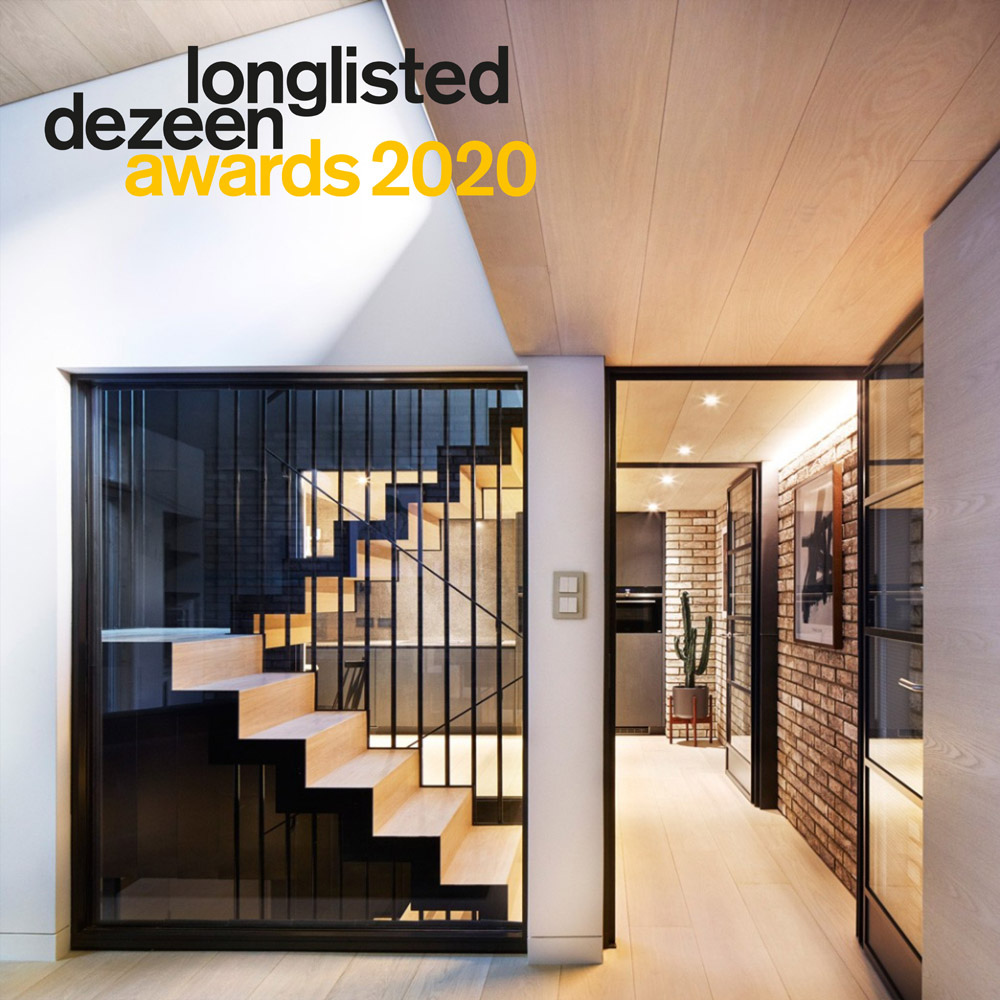 Dezeen Awards 2020 Longlisted