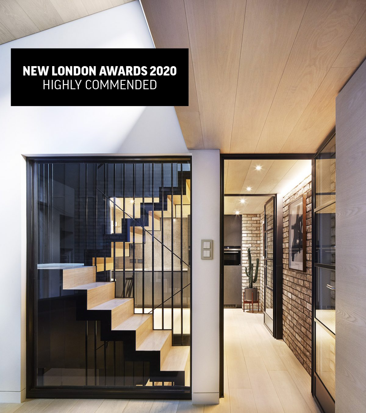 New London Awards 2020 Highly Commended